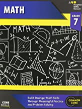Best steck vaughn core skills mathematics workbook grade 7 Reviews