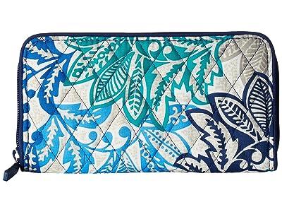 Vera Bradley RFID Georgia Wallet (Santiago) Wallet Handbags