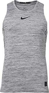 Nike Men's Pro Fitted Compression Tank Top