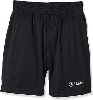 JAKO Kinderen sportbroek Manchester Shorts, blauw (marine), 5-6 jaar (fabrieksmaat: 1)