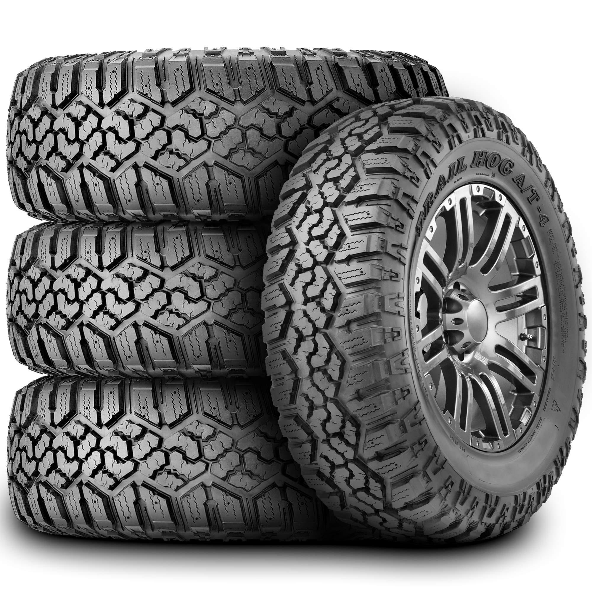 Kanati Mud Hog all/_ Season Radial Tire-LT285//75R16 126Q