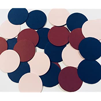Navy Blue And Blush Pink Baby Shower Decorations from m.media-amazon.com