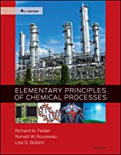 Download Elementary Principles of Chemical Processes, 4th Edition PDF