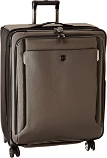 Victorinox Werks Traveler 5.0 WT 27 Dual-Caster Carry-On, Olive, 69 Centimeters