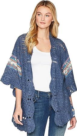 Holi Crochet Kimono