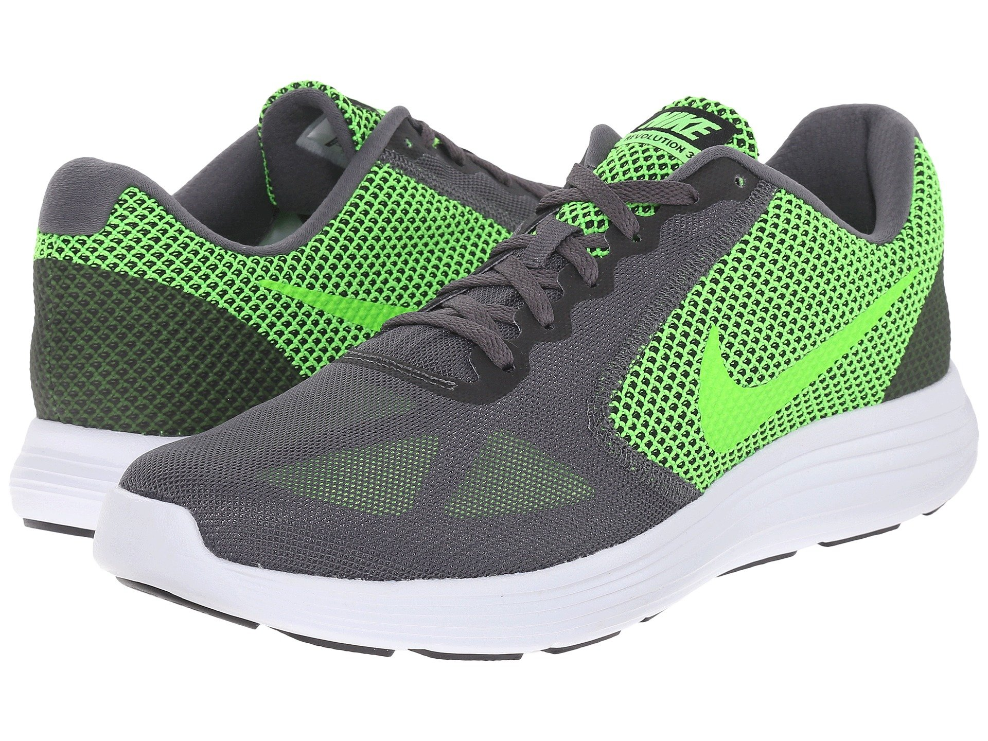 nike green speed 3 shoes