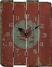 ساعة IMAX 97074 روكن روستر خشبية