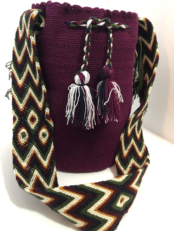 Handmade Handwoven Ecuadorian Shigra Shoulder Bag