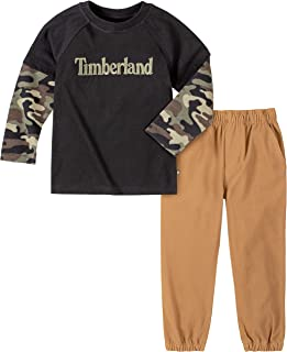 Timberland Boys' 2 Pieces Pant Set