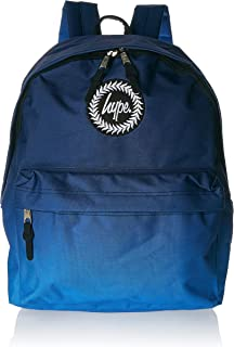 Hype Navy-Blue Fade Backpack (Default, Navy)
