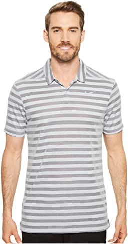 Breathe Stripe Polo OLC