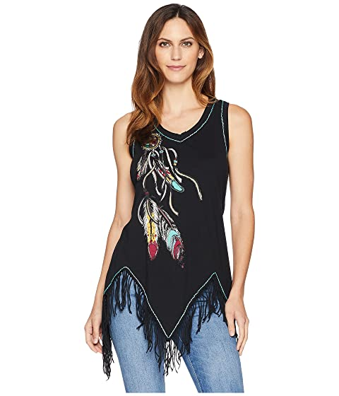 de Double tirantes Breeze negra The Ranchwear D Call camiseta Me rOB0rq