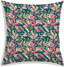 RADANYA Tree Printed Decorative Throw Pillow/Cushion Covers (18 x 18 inch)-Insert not Included