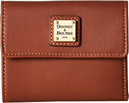 Dooney & Bourke Emerson Small Flap Credit Card Wallet