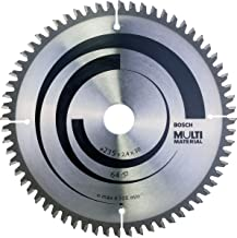Bosch 2608640514 Multi Material Circular Saw Blade, 64