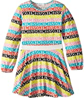 Missoni Kids - Printed Logo Dress (Toddler/Little Kids)