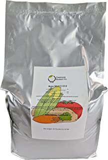 Bone Meal 3-15-0 Plus 24% Calcium Greenway Biotech Brand 25 Pounds