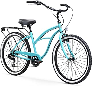 sixthreezero Around The Block Women's Single-Speed Beach Cruiser Bicycle