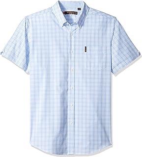 Ben Sherman Men's Ss Prep Check Shirt