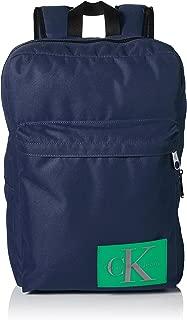 Men's Ballistic Nylon Slim Square Backpack