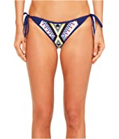 Red Carter - Grand Bazaar Woven Tie Side Cali Bottom