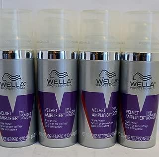 Best wella velvet amplifier style primer Reviews