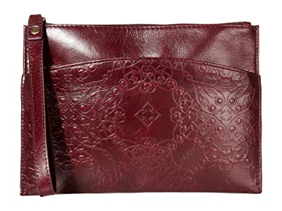 Hobo Noa (Embossed Deep Plum) Handbags