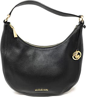 Michael Kors Lydia Medium Leather Stachel Shoulder Bag