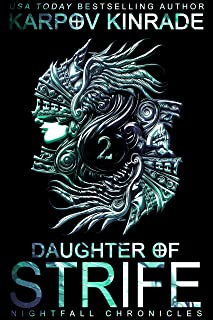 Daughter of Strife: Part 2 (Nightfall Academy Book 5)