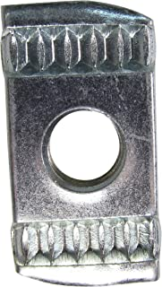 南電機 PSナット W3/8用 電気亜鉛メッキ仕上げ PS-W3/8 (50個/袋)