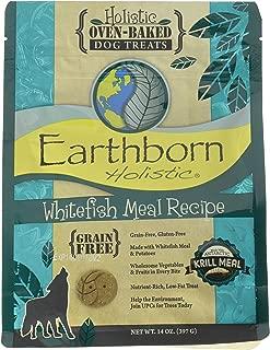 Earthborn Holistic Whitefish Meal Recipe Ovenbaked Dog Treats (1 Pack), One Size