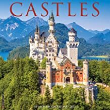 Castles 2021 Wall Calendar