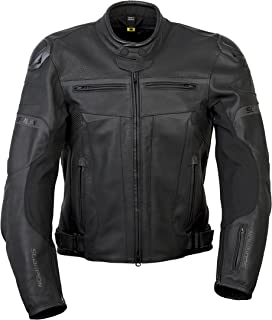 ScorpionExo Ravin Men's Leather Sport Motorcycle Jacket (Black, XX-Large)