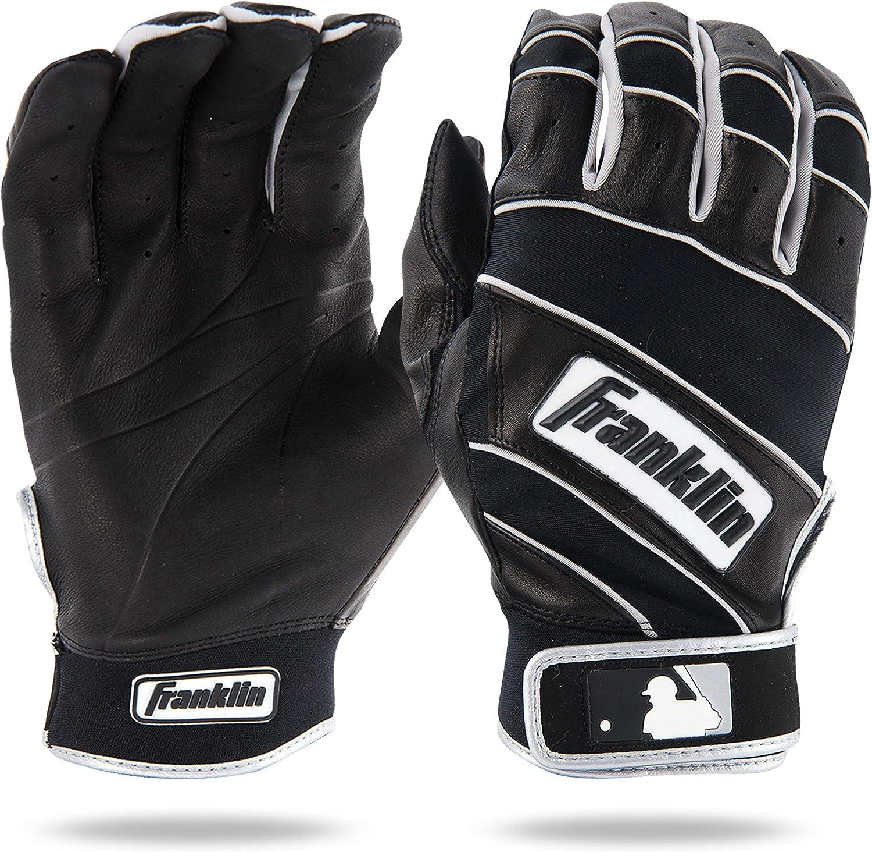 Franklin Sports MLB Natural Batting Gloves supreme II Baseball 70% OFF Outlet