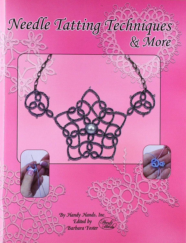 Import favorite Handy Hands Tatting Book Pink