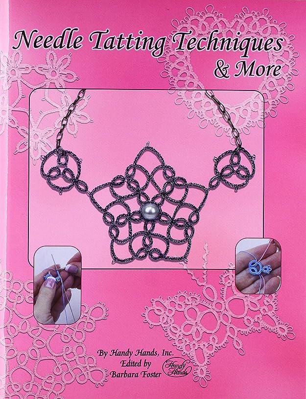 Handy Hands T440 Tatting Book, Pink