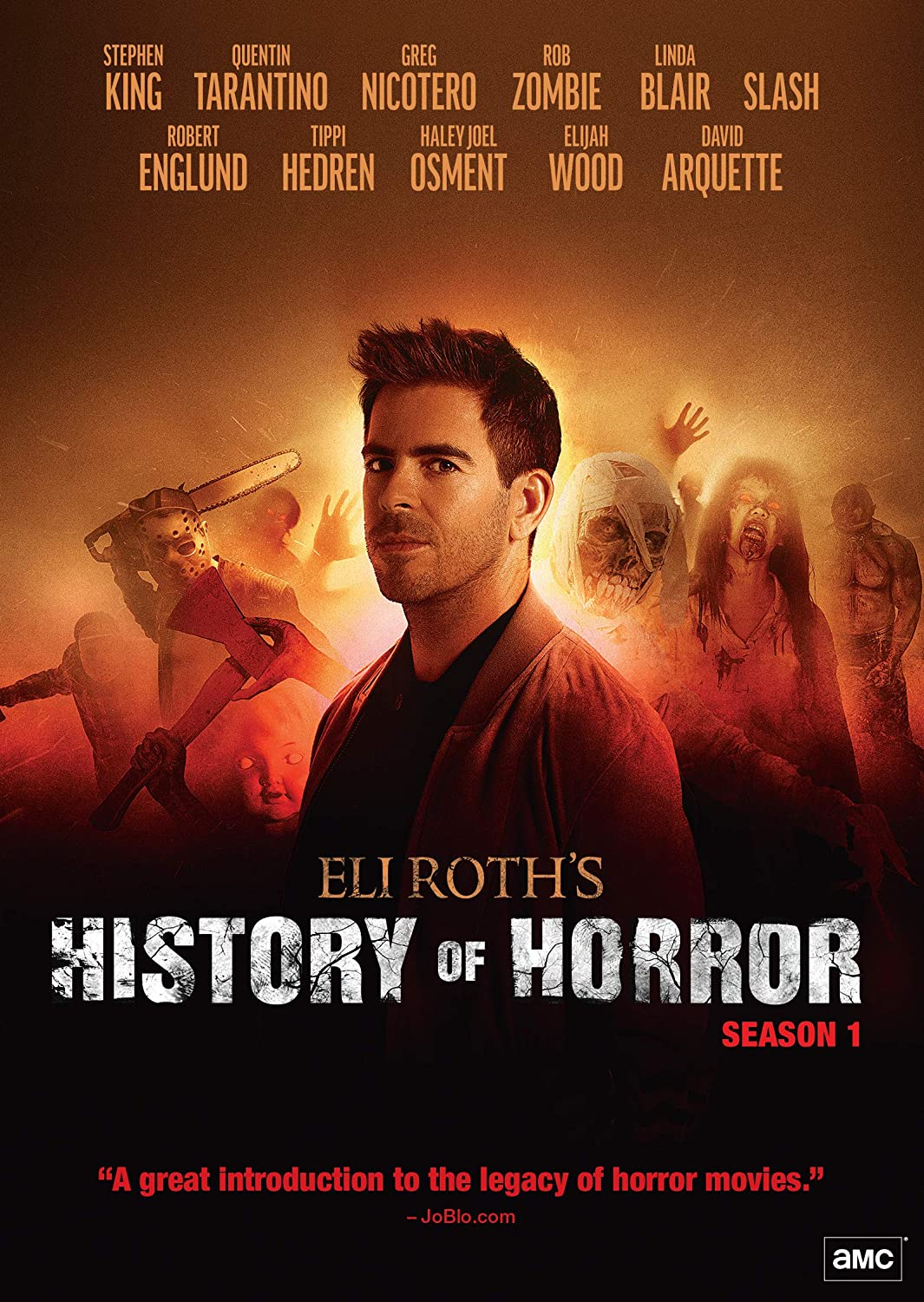Eli Roth's SEAL limited product History of favorite 1 Season Horror