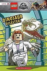 Dinosaur Disaster! (LEGO Jurassic World: Reader) Kindle Edition