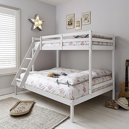 Triple Sleeper Bunk Beds With Mattress Amazon Co Uk