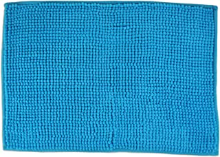 DII Oceanique Machine Washable 100% Polyester Non Slip Chenille Pop Corn Luxury Spa Bath Rug, Soft & Absorbent, Place Near...