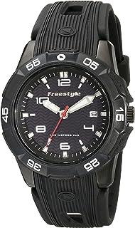 Freestyle Kampus Analog Round Watch Rubber Strap