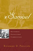1 Samuel (Reformed Expository Commentaries)