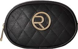 Diamond Quilt Belt Bag