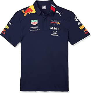 Best red bull racing team polo shirt Reviews