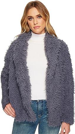Fluffy Fur Coat