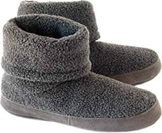 Men's Snugs, Over The Ankle Slippers