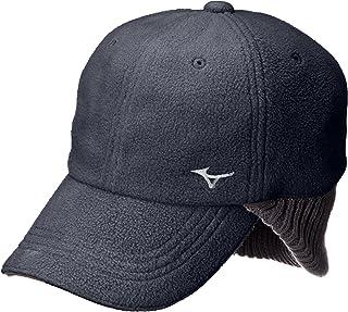 [ミズノ] ゴルフウェア キャップ 耳当て付き ブレスサーモ(発熱素材) 52MW7506 メンズ
