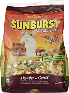 Higgins Sunburst Gourmet Food Mix Hamsters & Gerbils