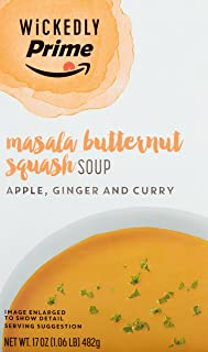 Wickedly Prime Masala Butternut Squash Soup, 17 Ounce