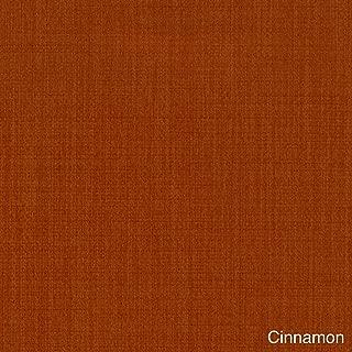 Blazing Needles All-Weather 3-Piece Settee Cushion Set Cinnamon